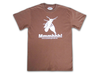 "SNACK-INSECTS T-SHIRT ""Mmmhhh"" - braun - Gr. XL"